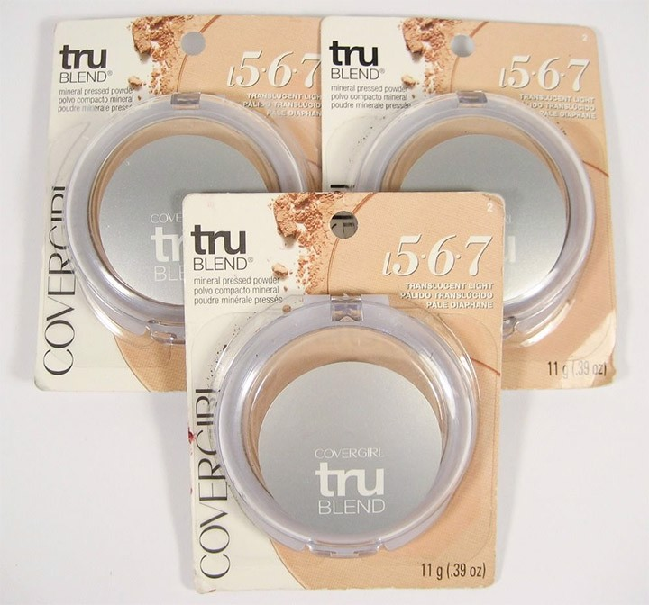 Phấn phủ CoverGirl TruBlend Translucent Light i567