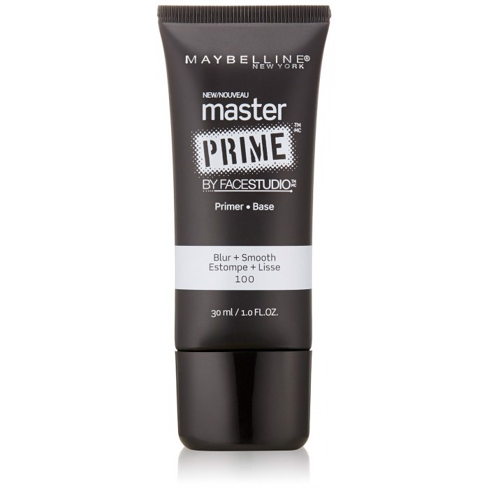 Kem lót Maybelline Master Prime By Face Studio Blur + Smooth 100 30ml