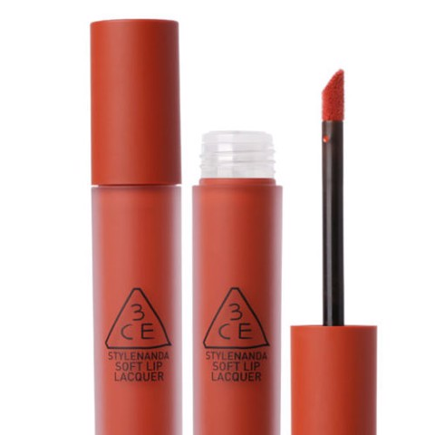 Son 3CE Soft Lip Lacquer #Null Set