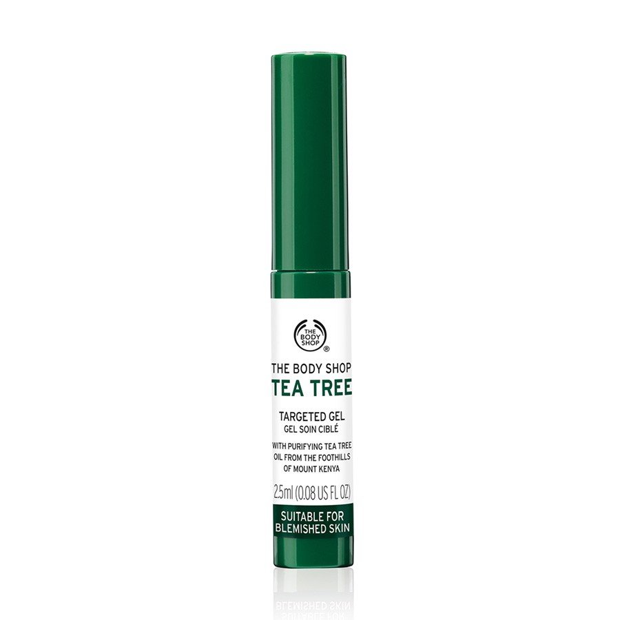 Gel chấm mụn The Body Shop Tea Tree Targeted Gel 2.5ml