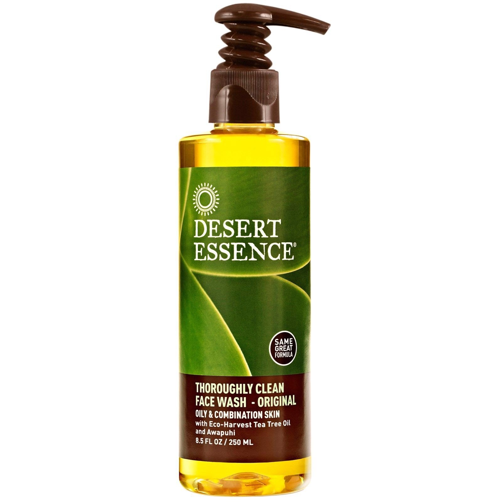 Sữa rửa mặt Desert Essence Thoroughly Clean Face Wash Original