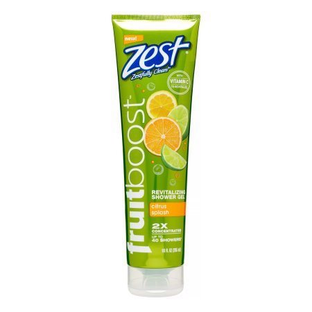 Sữa tắm Zest Fruitboost Shower Gel Citrus Splash 295ml