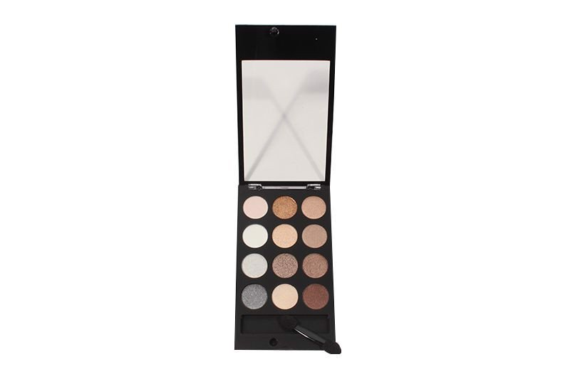 Phấn mắt City Color Smokey Nudes E-0034