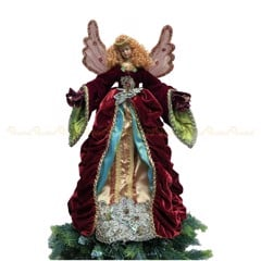 Nativity Angel Tree Topper