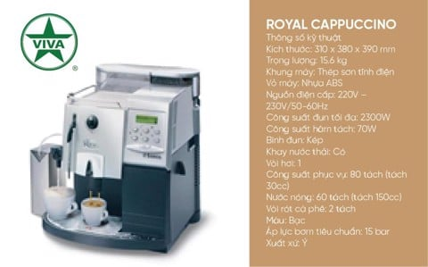 ROYAL CAPPUCCINO