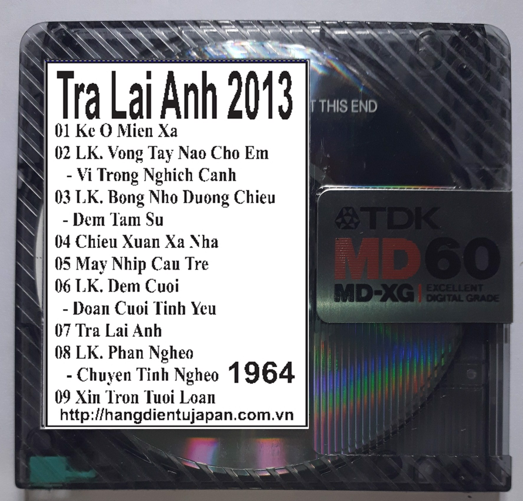1964. TNCD522 - Tra Lai Anh 2013 (nhieu Ca Si)