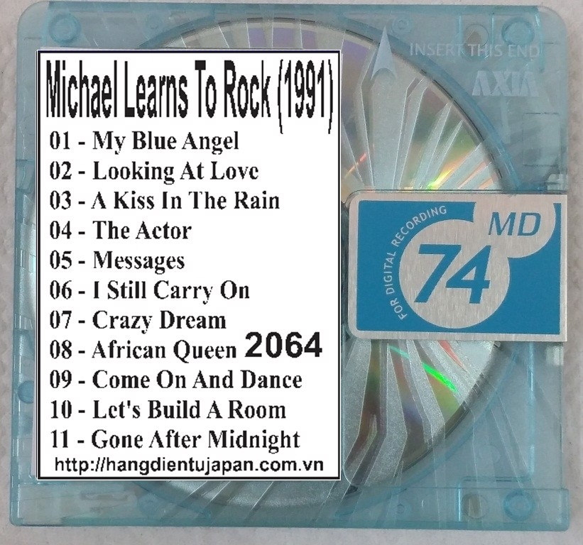 2064. Michael Learns To Rock (1991)