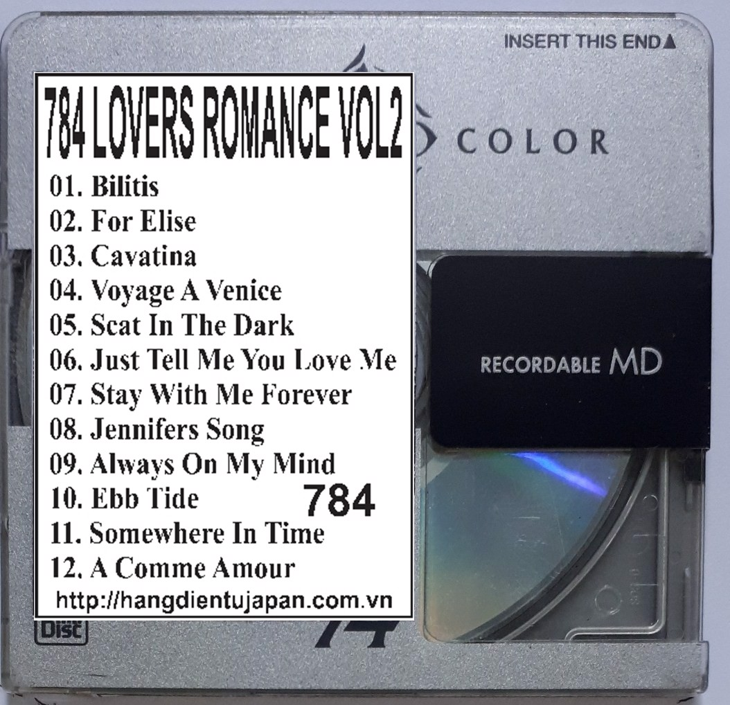 784 LOVERS ROMANCE VOL2