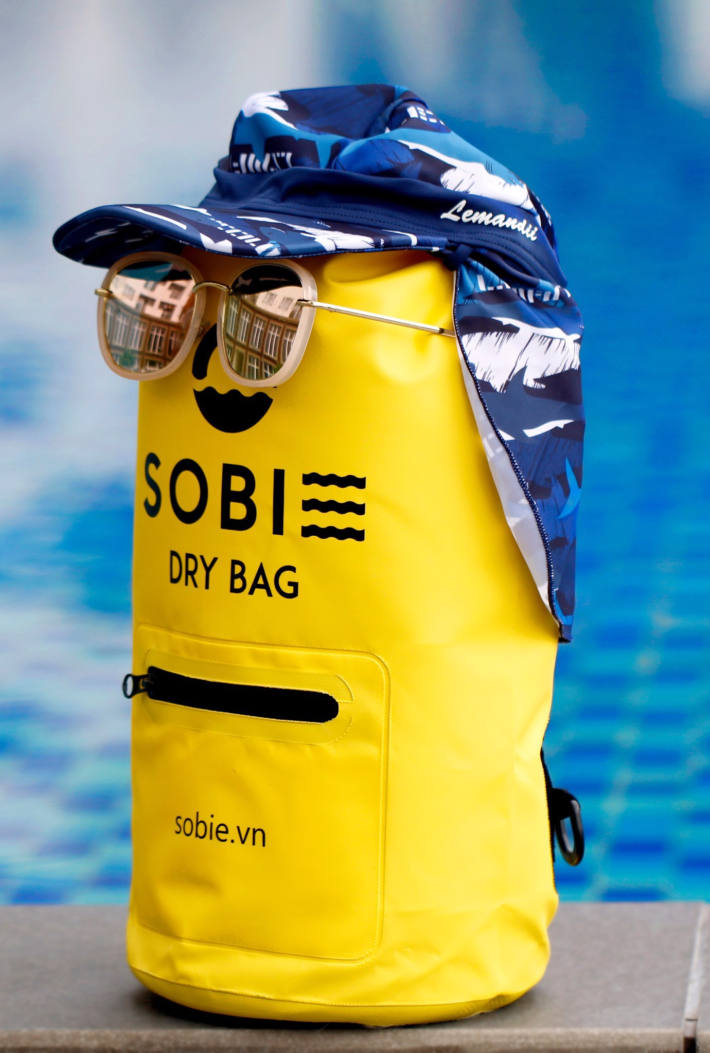 Sobie accessory drybag nomal yellow  10L