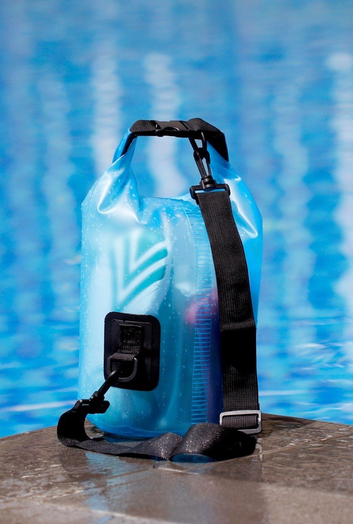 Sobie accessory drybag transparent blue  5L