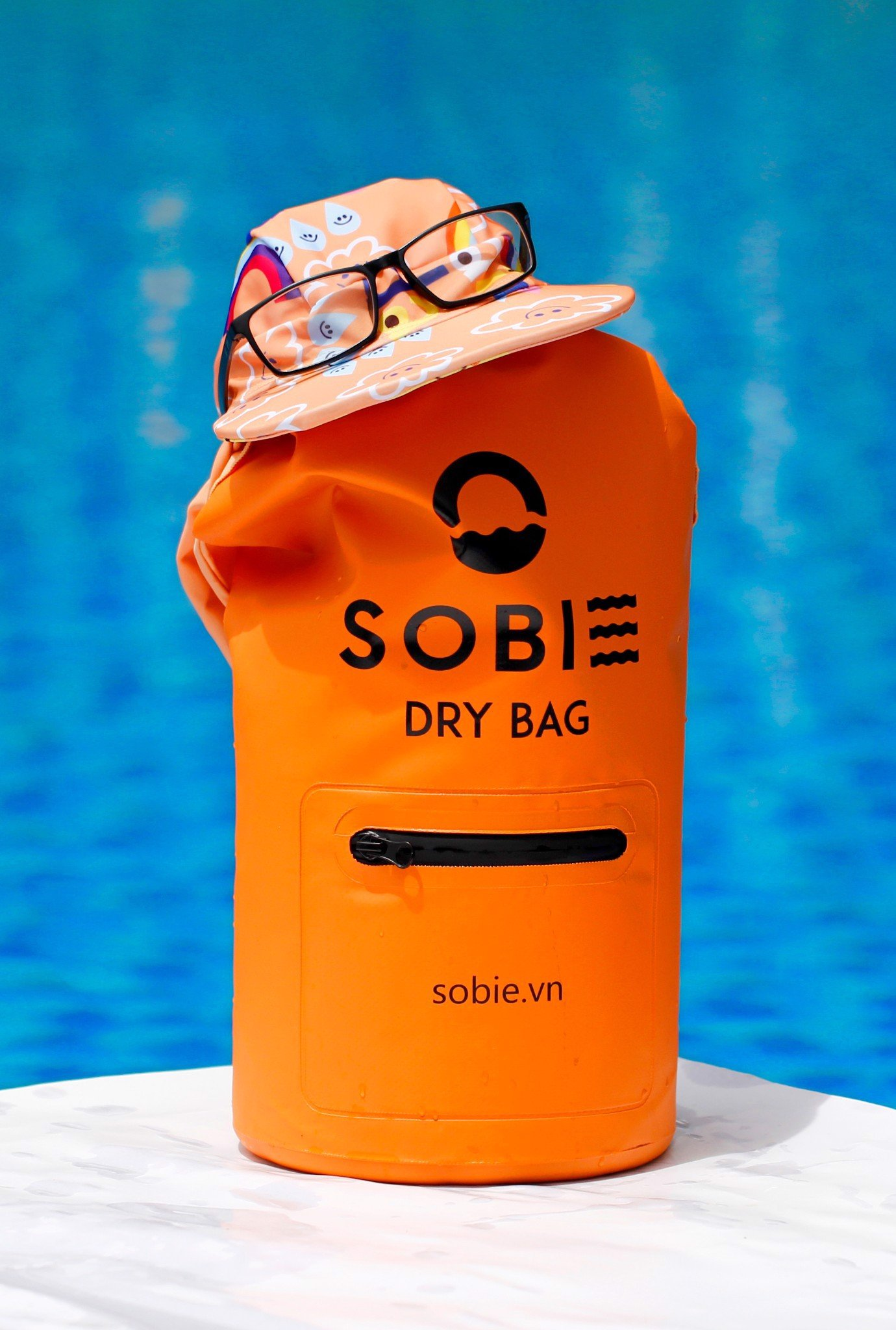 Sobie accessory drybag nomal orange  10L