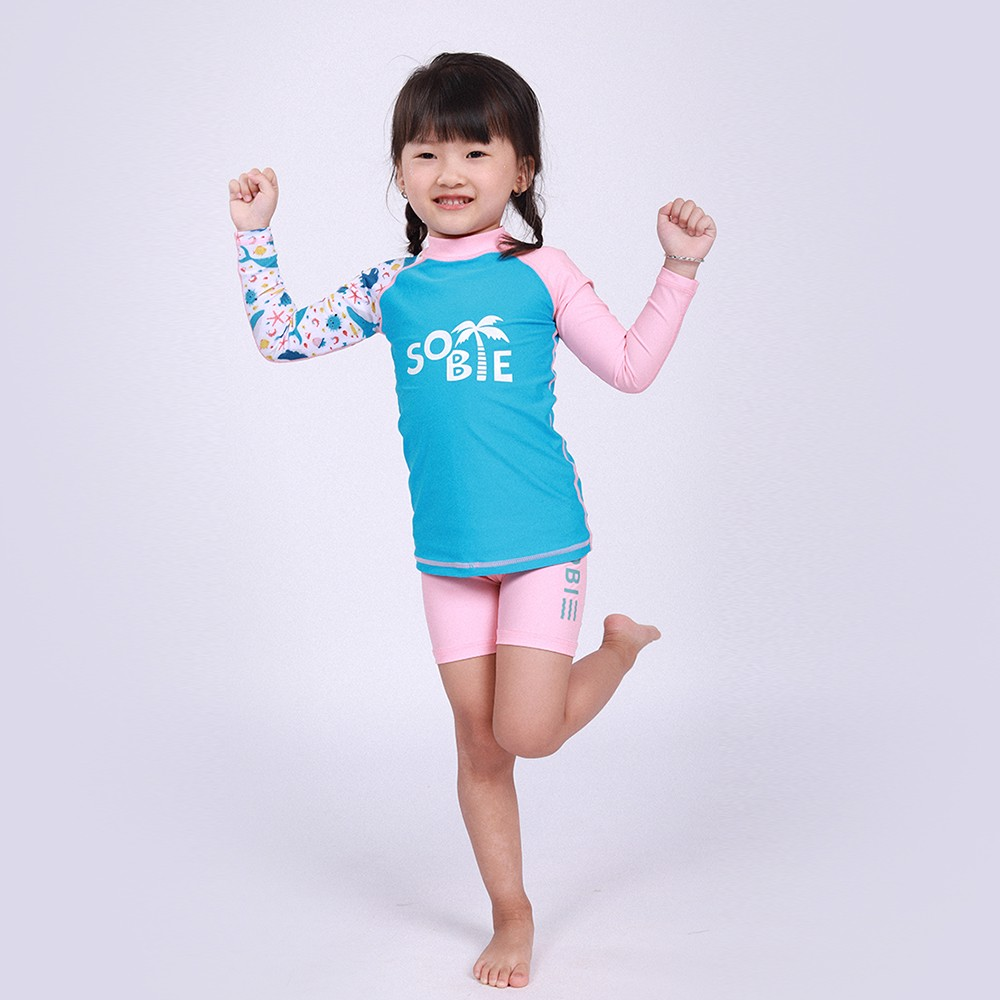 Kid Pink Cute Set