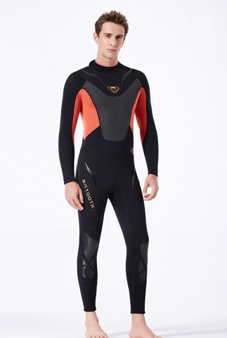 Wetsuit 3MM SCR Neoprene for man