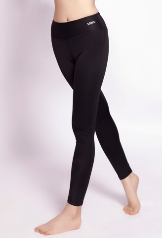 SB Sports Legging Basic Black Mint Traps