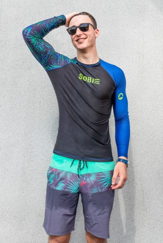 Áo Night Trop Man Rashguard