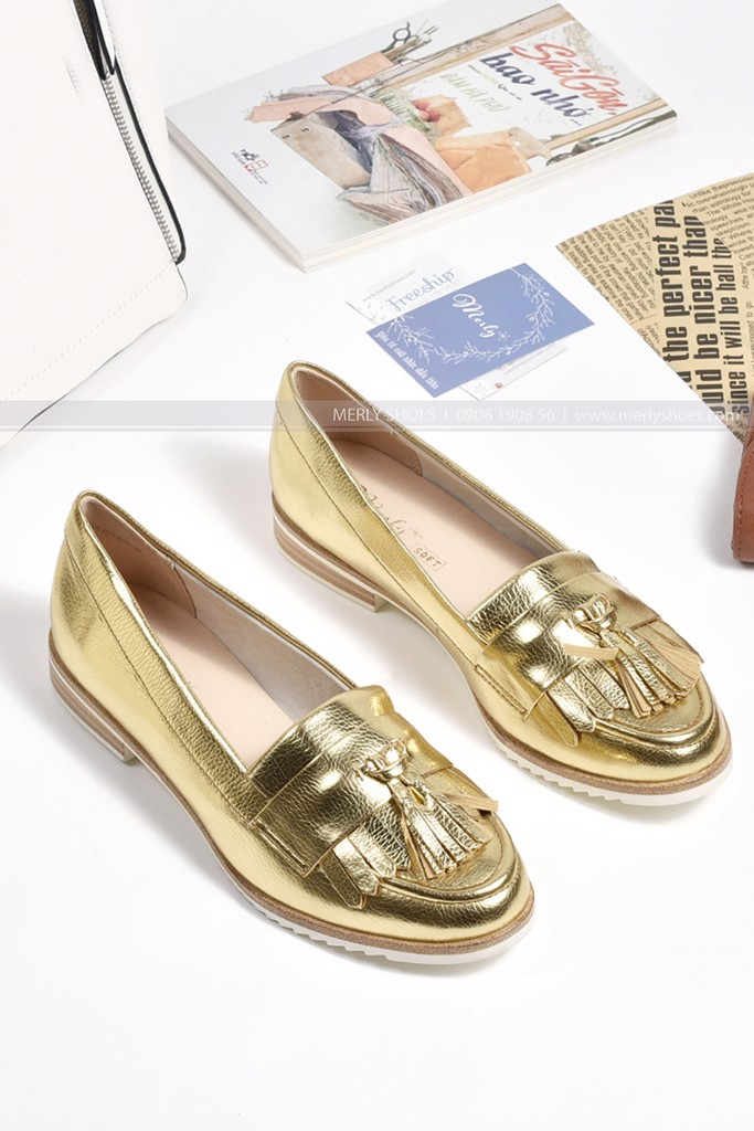 Giày lười (Loafer) MERLY 1049 VD