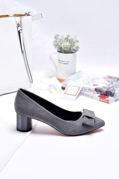 Giày gót thấp Merly
