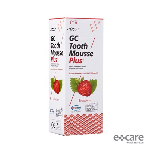 Gel bôi giảm ê buốt GC Tooth Mousse Plus 35ml