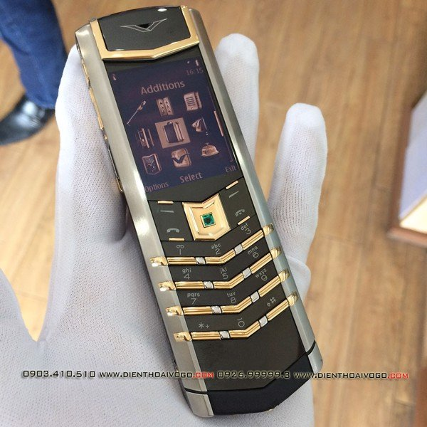 Vertu Signature S Mix Gold