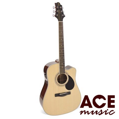 SAMICK GD-101SCE ACOUSTIC GUITAR
