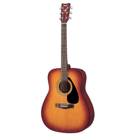 YAMAHA F310-TBS GUITAR ACOUSTIC