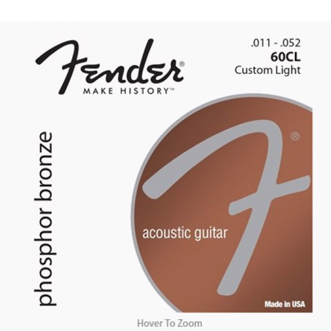 Fender 0730060405 Acoustic Guitar Strings