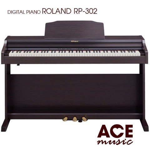ROLAND RP302 MỚI 2019