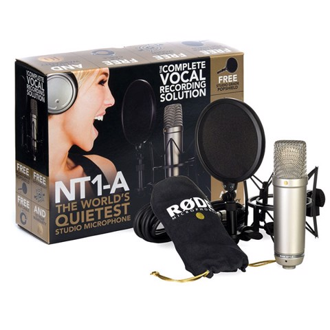 RODE NT1-A MICROPHONE