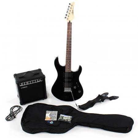 YAMAHA ERG121GPII ELECTRIC GUITAR PACKAGE