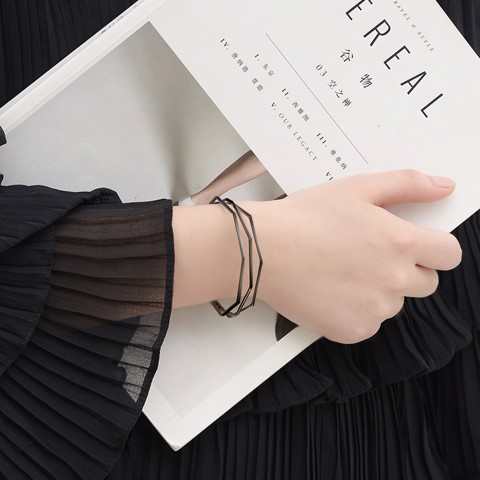Bangle 12 - Hợp Kim Titan