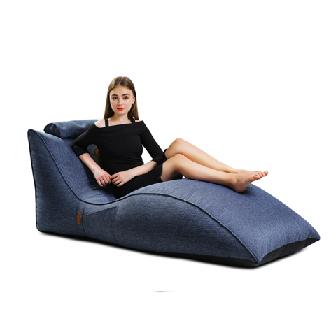 Flamingo indoor beanbag lounger - Tarujo