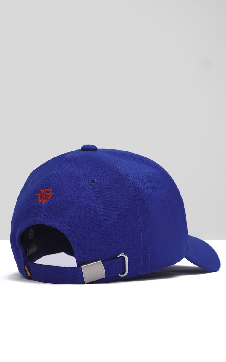 Off Life Cap In Blue