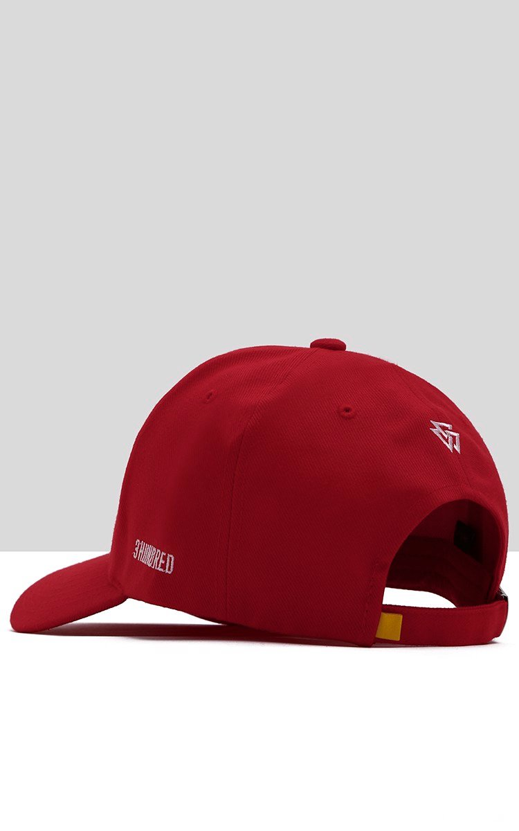 Saigon Is Not Hurry Cap In Red