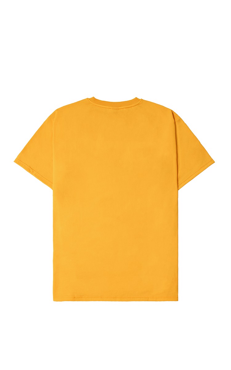 Champion T-Shirt In Yellow