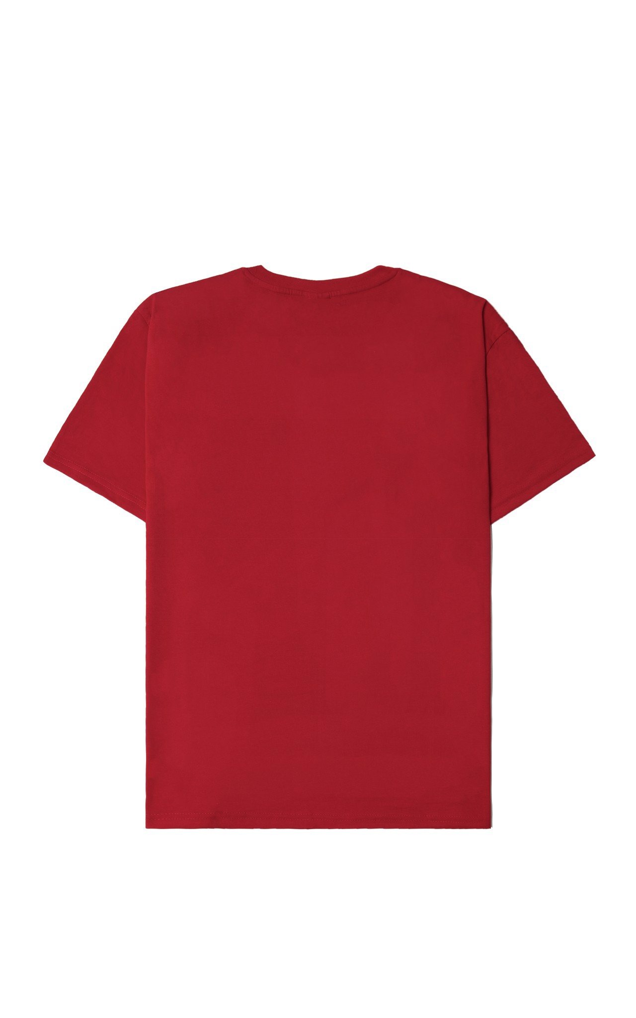 Champion Logo T-Shirt In Red
