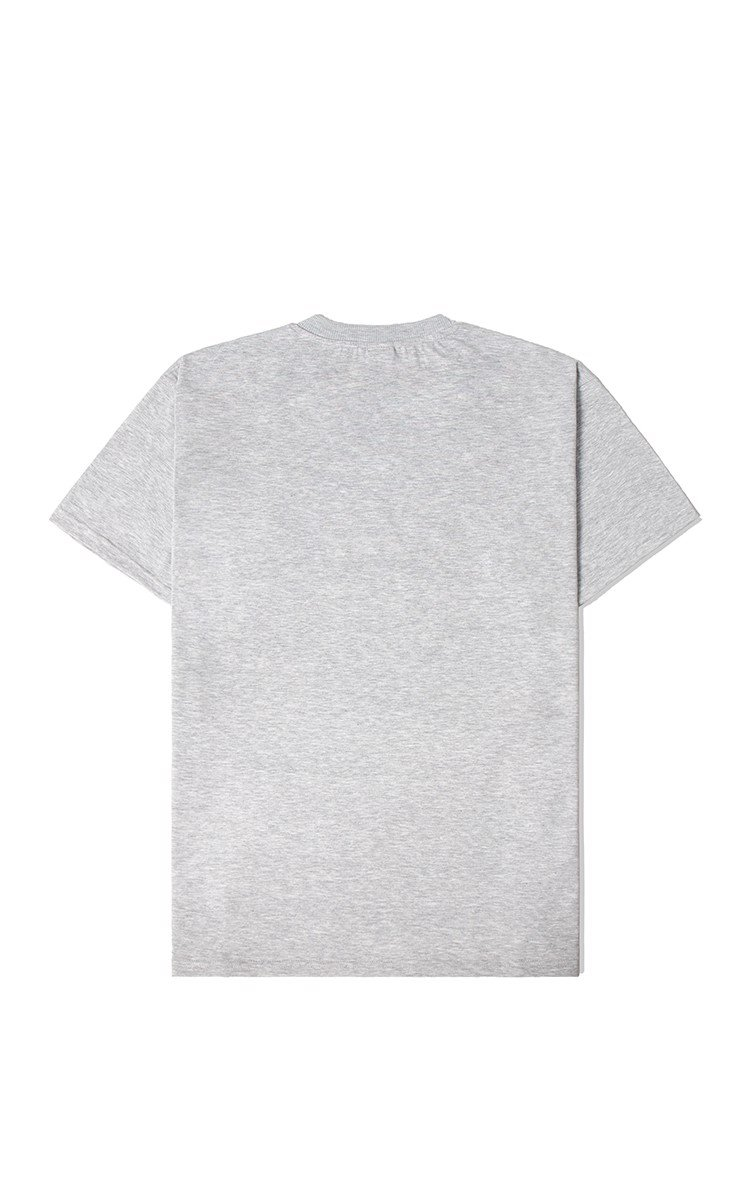 Champion Vintage Logo T-Shirt In Grey