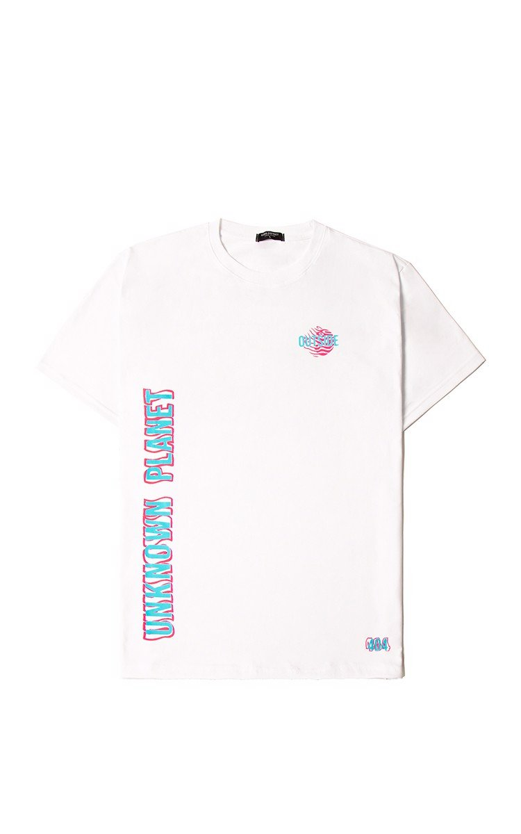 Error 404 T-Shirt In White