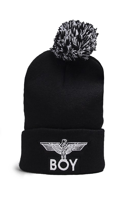 Boy Beanies In Black