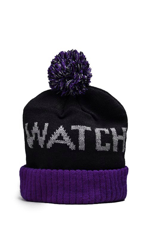Keep Watch Beanies In Black