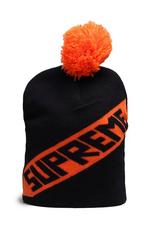 Supreme Beanies In Black