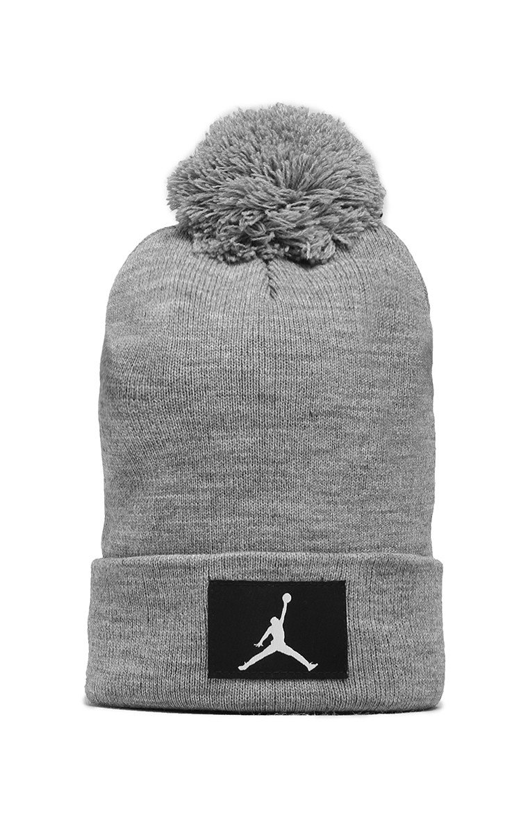Jordan Beanie In Grey