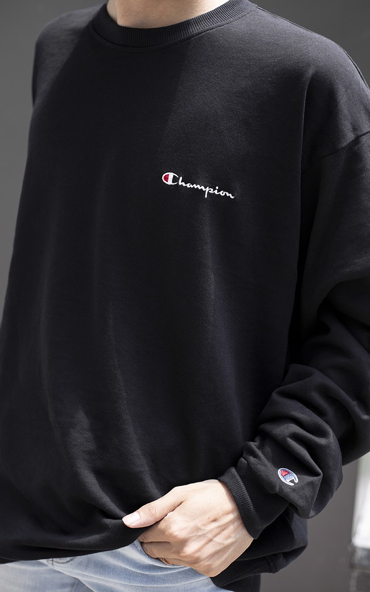 Champion Sweater In Black