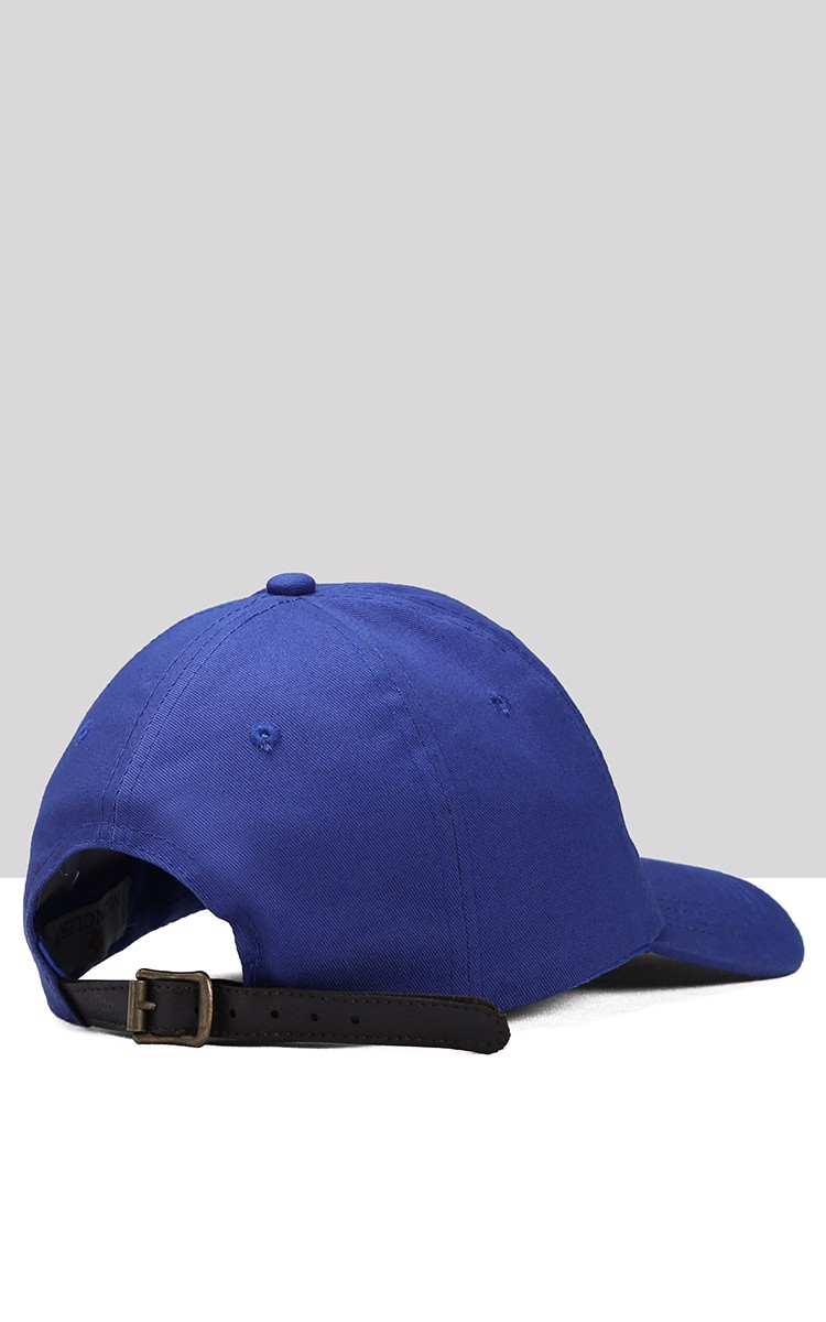Monler Cap In Blue