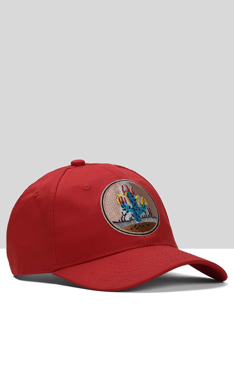 Rodeo Cap In Red