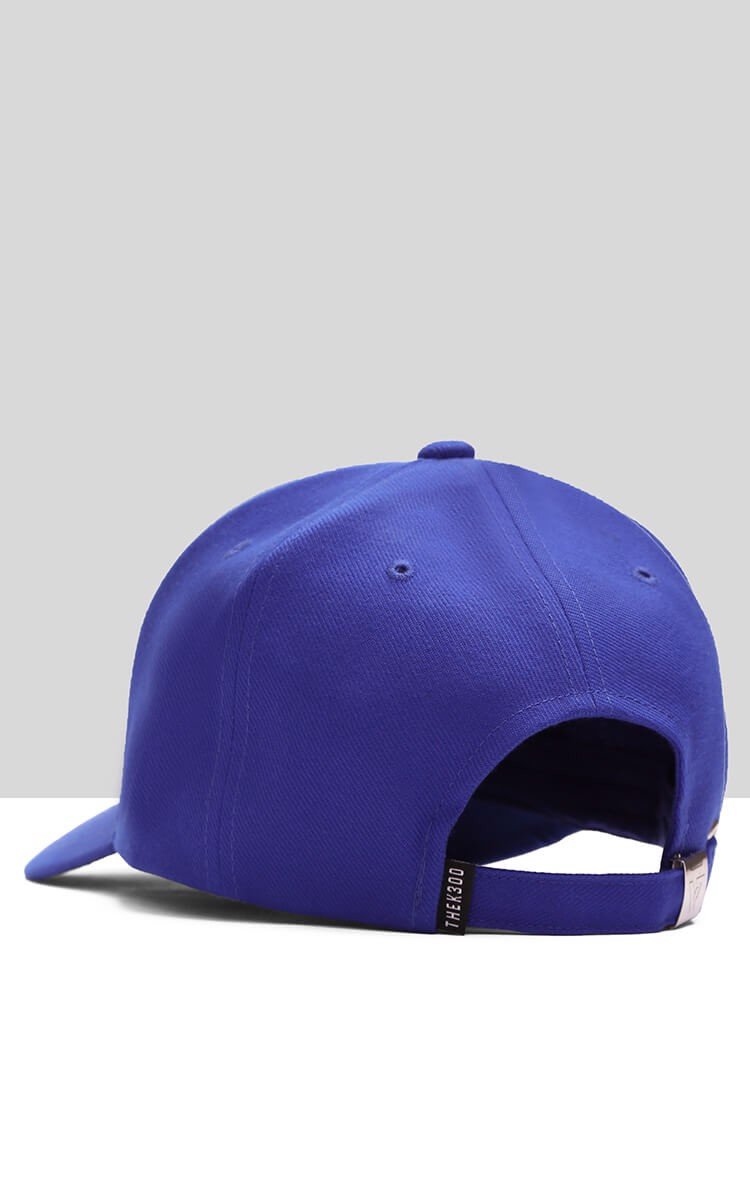 3Hundred Basic Cap In Blue