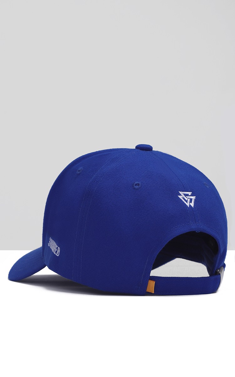 Disaster Cap In Blue