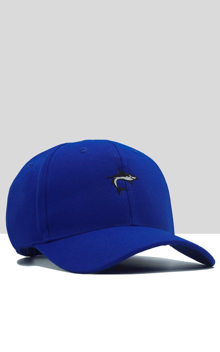 Shark Cap In Blue