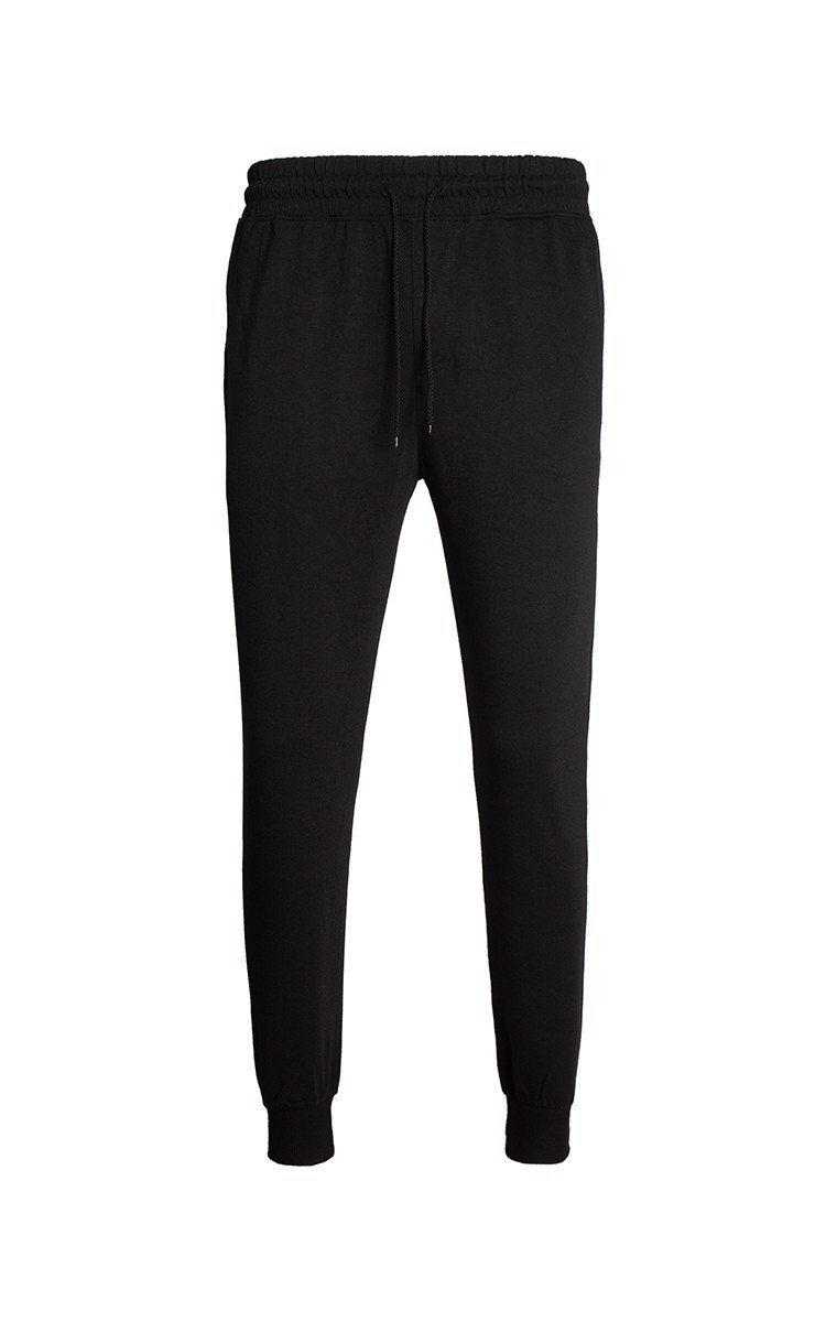 Basic Skinny Jogger In Black