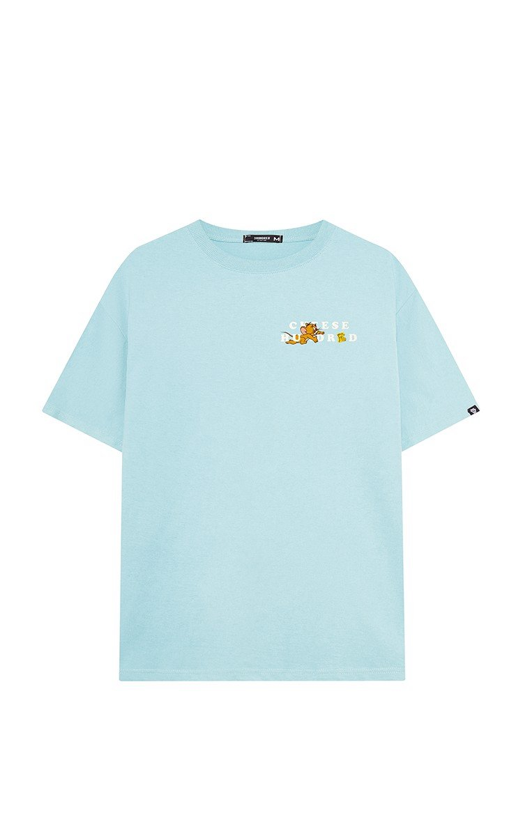 Cheese Hundred UFO Tee Blue