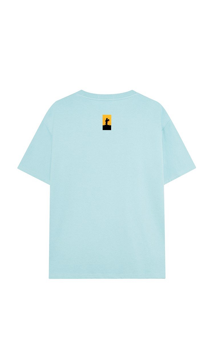 Mickey Mouse Tee Blue